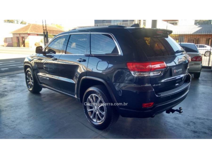 JEEP - GRAND CHEROKEE - 2014/2014 - Cinza - R$ 102.900,00